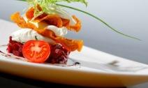 Vegetariánská restaurace